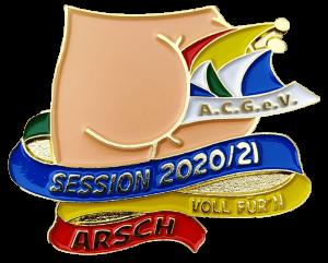 A.C.G. e.V. Session 2020/21 Voll fürn Arsch